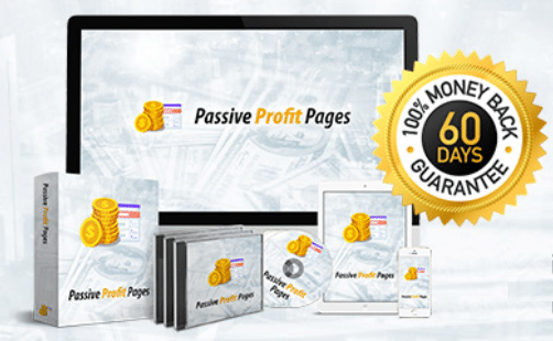 Passive Profit Pages Special Discount