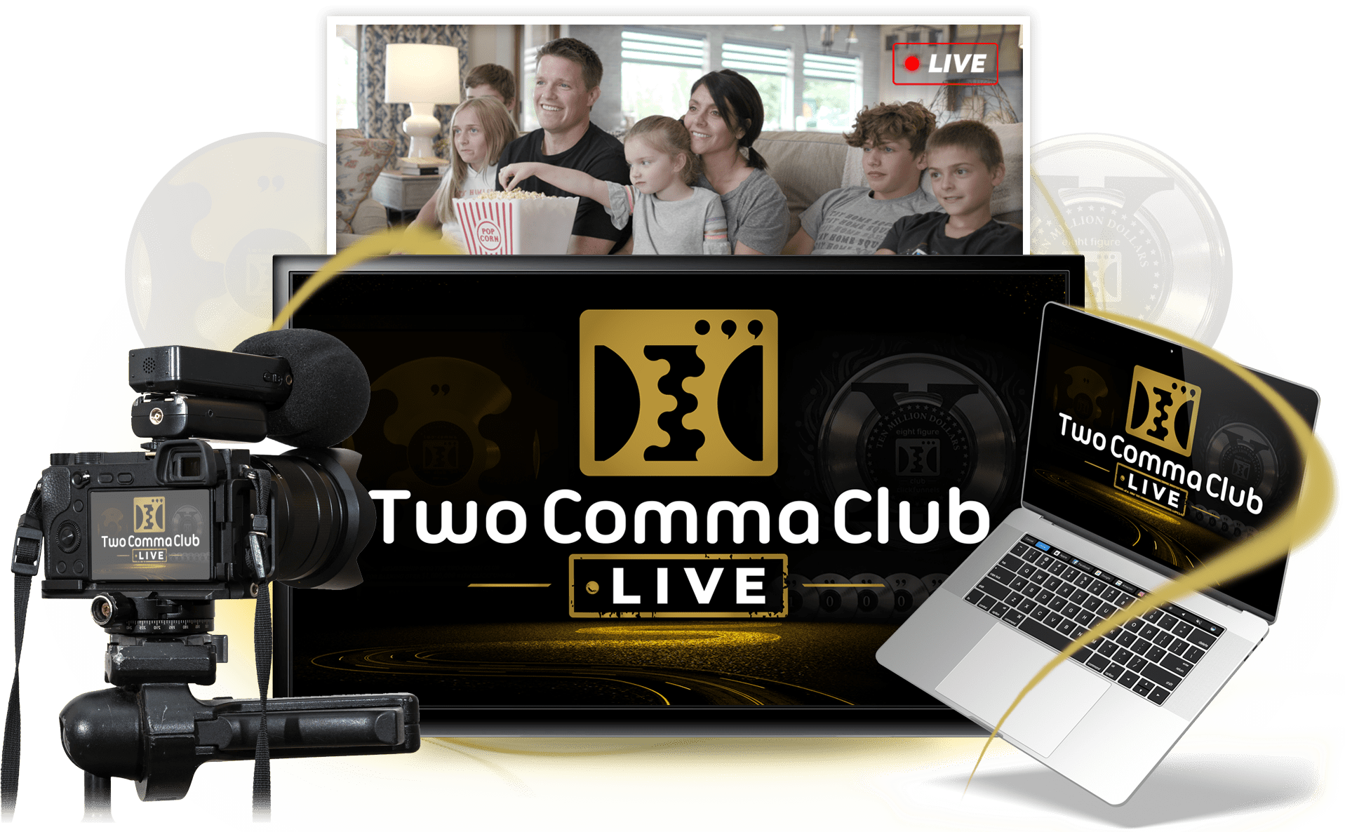 two comma club live scam or legit? read this review