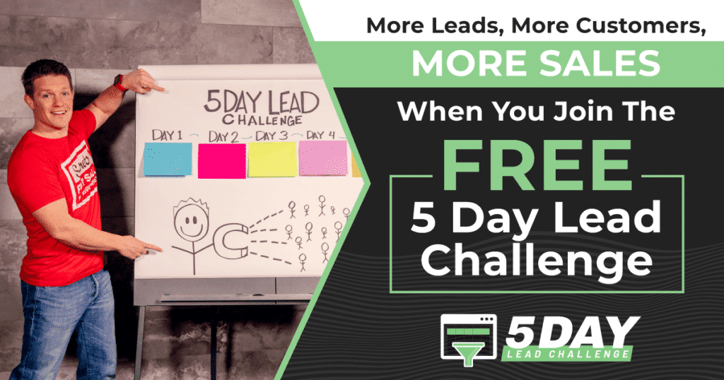 5 day lead challenge by russell brunson – scam or legit?