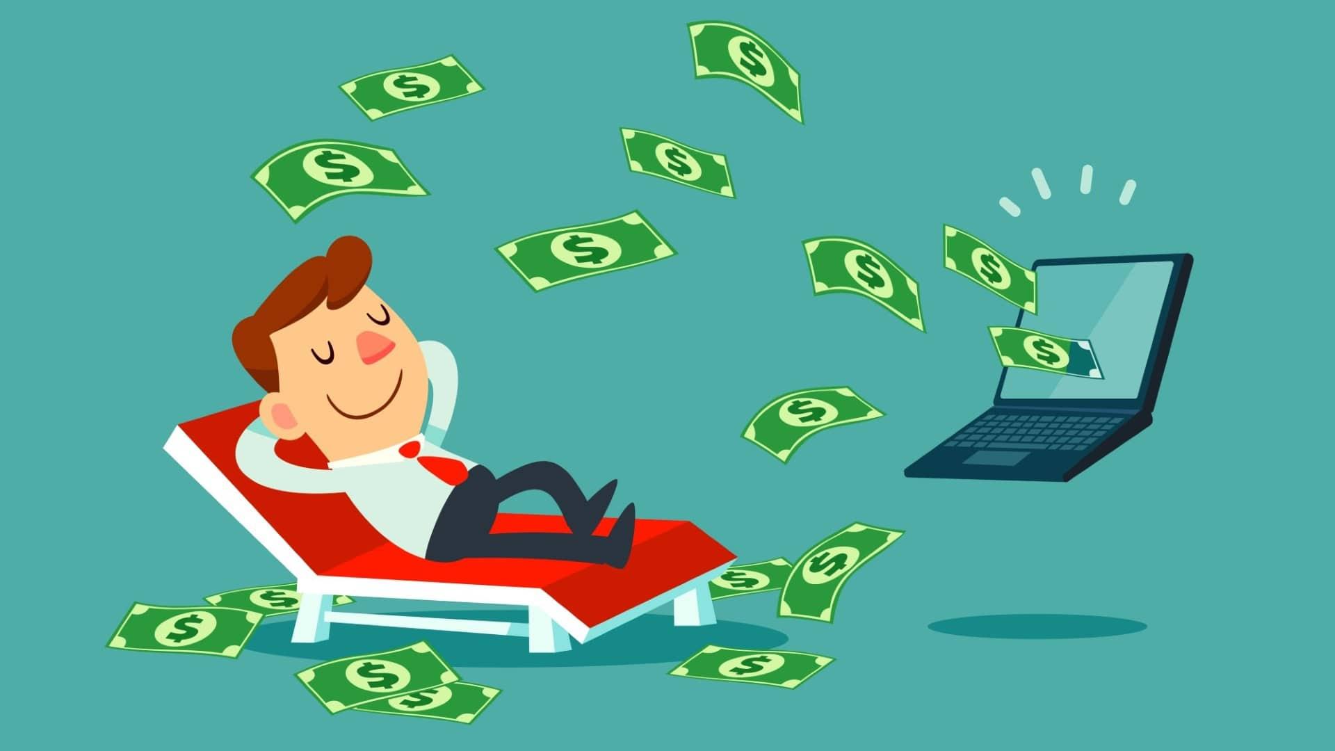 passive income ideas to make more money